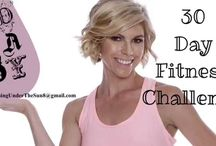 18 Day Fitness Challenge