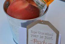 Teacher Gifts / by Becca Matlock