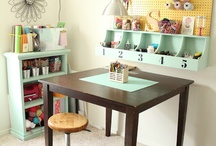Home Decor | Craft Room/Play room