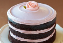 Cake- Everyday / everyday cakes for every baker, coffee cakes, strudels, etc.  / by pc brown