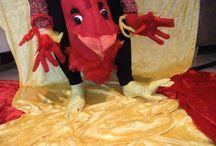 Lille røde høna