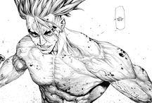 Manga and pop-art