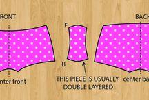 Pole dance shorts