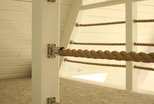 kötélkorlát