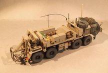 M984A4 HEMTT Wrecker