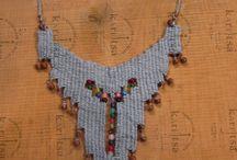 kArFitsa micro weaving handmade jewelry / micro weaving handmade jewelry