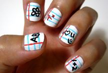 Nail's / These are so pretty