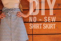 DIY fashion / by Lydia Danielle