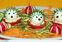 dekoracja jedzenia