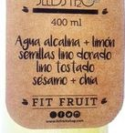 FIT FRUIT - AGUAS