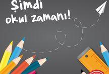 Okullar Açıldı!
