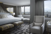 Hotel Bedroom Design / Reviewing recently opened hotels around the globe
