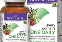 New Chapter Every Woman Multivitamins