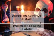 Créer un système de magie