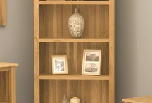 Bookcases / Don't let your treasured reads stack up in piles; store them in one of our striking bookcases! Available in a dazzling assortment of wood and designs - from tall, low and glazed to solid mahogany and rustic painted white - your books deserve the best. http://www.hampshirefurniture.co.uk/furniture-type/bookcases