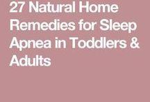 remedies for apnea