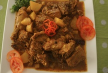 Jamaican Food / A fine selction of Jamaican Food and sometime the recipes