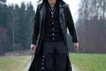 Goth Metalhead