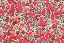 Pink fabrics / Fabrics in all kinds of pinks
