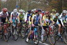 L'AC-TOURAINE au cyclo-cross de Grandmont 30/12/2014 / Corentin BARUET, Anthony MURILLO, Thomas ELAN au cyclo-cross de Grandmont 2014
