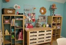 Craft Room / by Tammy Griffin