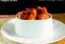 Onam Recipes / Recipes of the Kerala Onam Feast