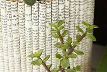 Book & pages crafts and decorating / by Jessica Roskosh