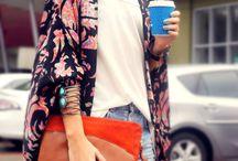 Trend - Kimono