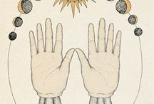 Hands Anatomical Massage Flora
