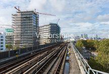 Barrier Point / #BarrierPoint #London #Victorstone www.victorstone.co.uk