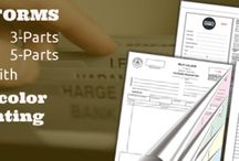 NCR Forms Printing / NCR form printing makes an ideal printing solution for salesmen, tradesmen and service people who heavily deal in receipts and slips.