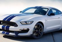 Mustang Shelby GT350 / Super Car