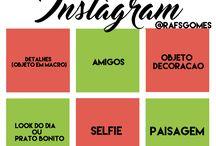 Organização Instagram