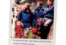 Heritage / Berghaus has a history of innovation and quality. Values which are still true to the brand to this day.