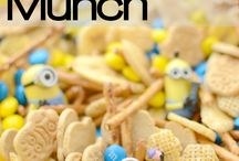 Kid-Friendly Recipes / Lunches, snacks, and in-between!
