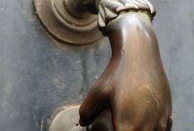 door knobs & things / by Nena Derbedrossian