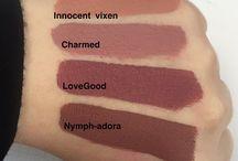 ****liquid lipsticks***