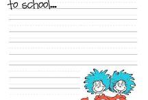 Dr. Seuss / by Melanie Barr