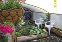The garden, dress it and keep it.  / by Nanci Klein