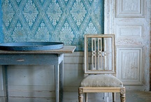 Wallpaper and Wall Decorations / by India Brody