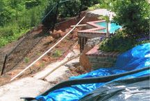 Pool Repair / Grout Tech can get your pool repaired and take care of any concrete issues you might have noticed.
