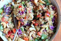 Salade / Cruncht cashew thai salade