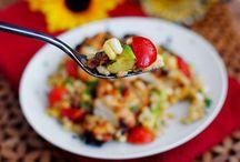 Meals w/poultry / by Alberto Susan Lagreca