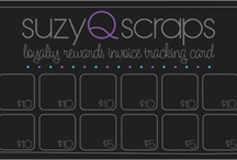 Scrapbooking: Tutorials / For reference / by Kerilee Law