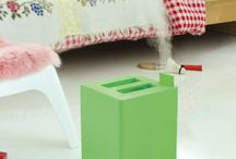 Anton the humidifier by Stadler Form / - Visible humidification - Suitable for aroma diffusion - Perfect for small rooms
