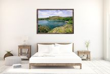 Mahalo Collection On Walls / The Mahalo Collection is a collection of fine art photography by Land of Adam of Maui, Hawaii.
