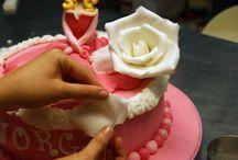 Cake & Cookie design - tutorial