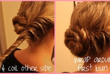 Hairstyles / by Kista Haas