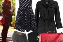 Clasa Oswald outfits