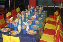 Yeesh! parties / Kids birthday parties - best indoor party venue in Joburg